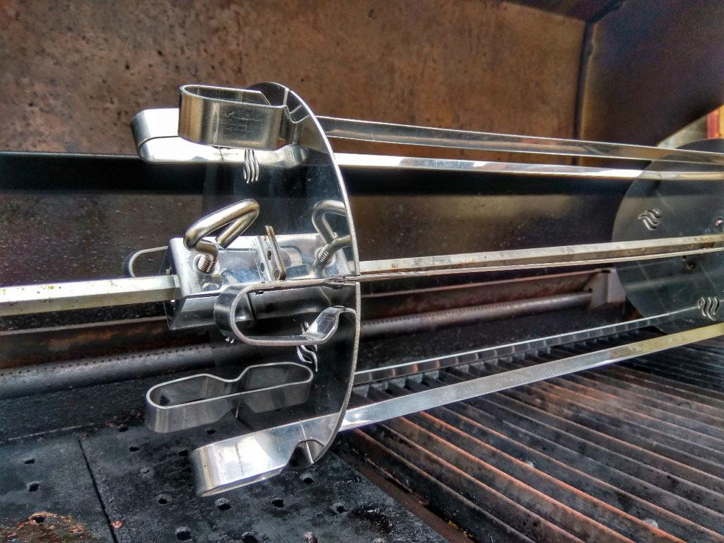 Grillspieß-Rondell von BBQ-Toro