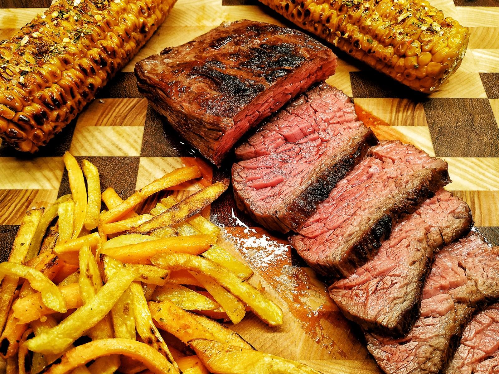 Flap Steak vom Vollblut Wagyu