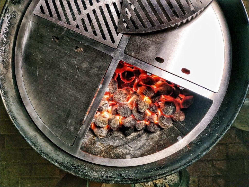 Edelstahl Grillrost von BBQ-Toro