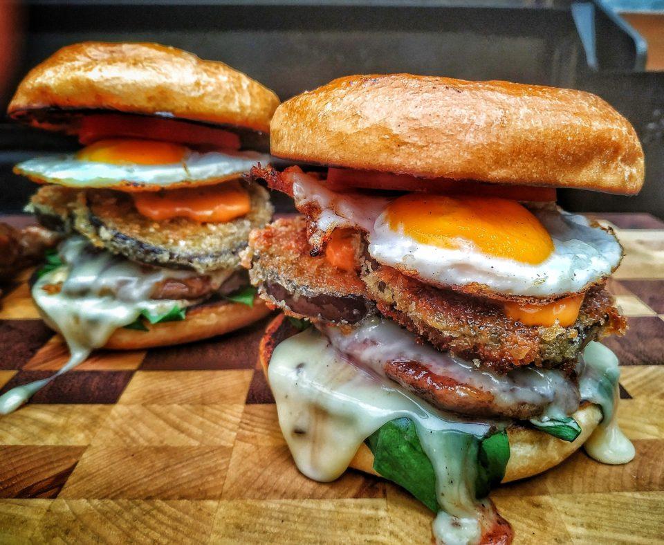 Iberico Pluma Burger