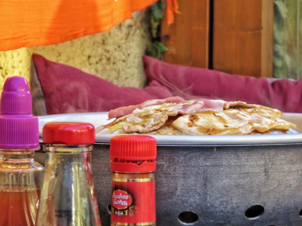 Moo Kata Thailändisches Barbecue