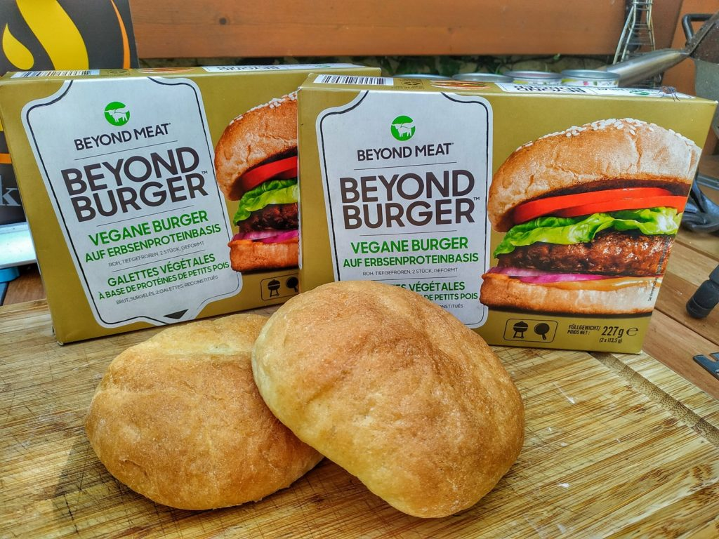 Beyond Burger Produkttest