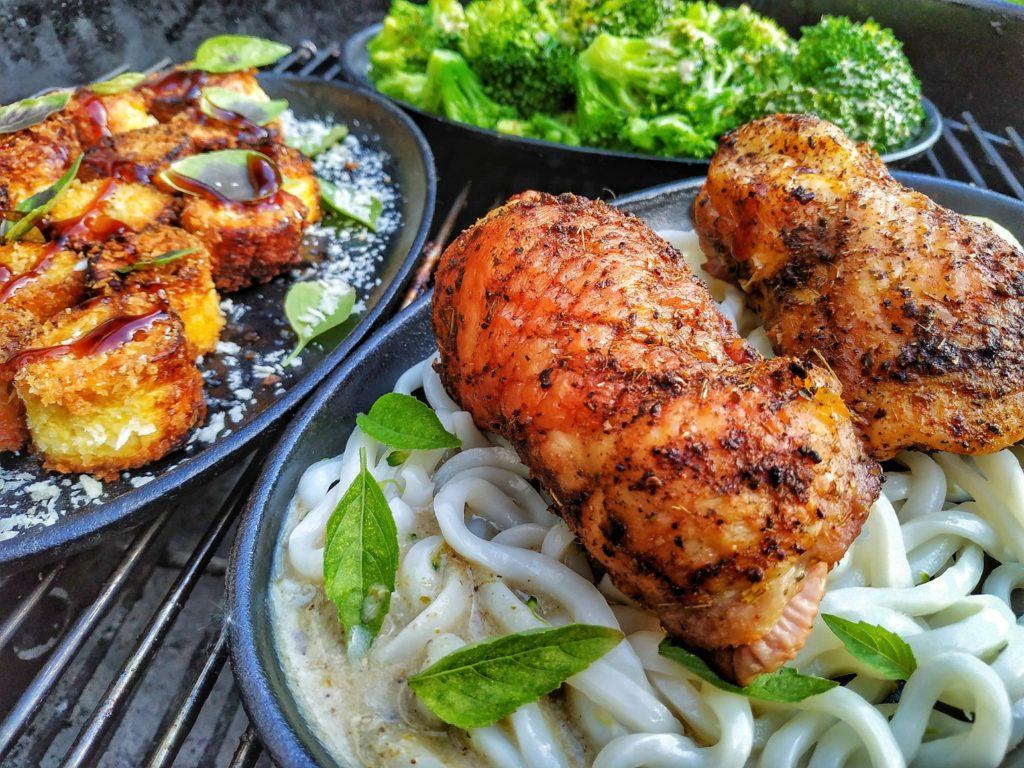 Pollo Fino Asiatico