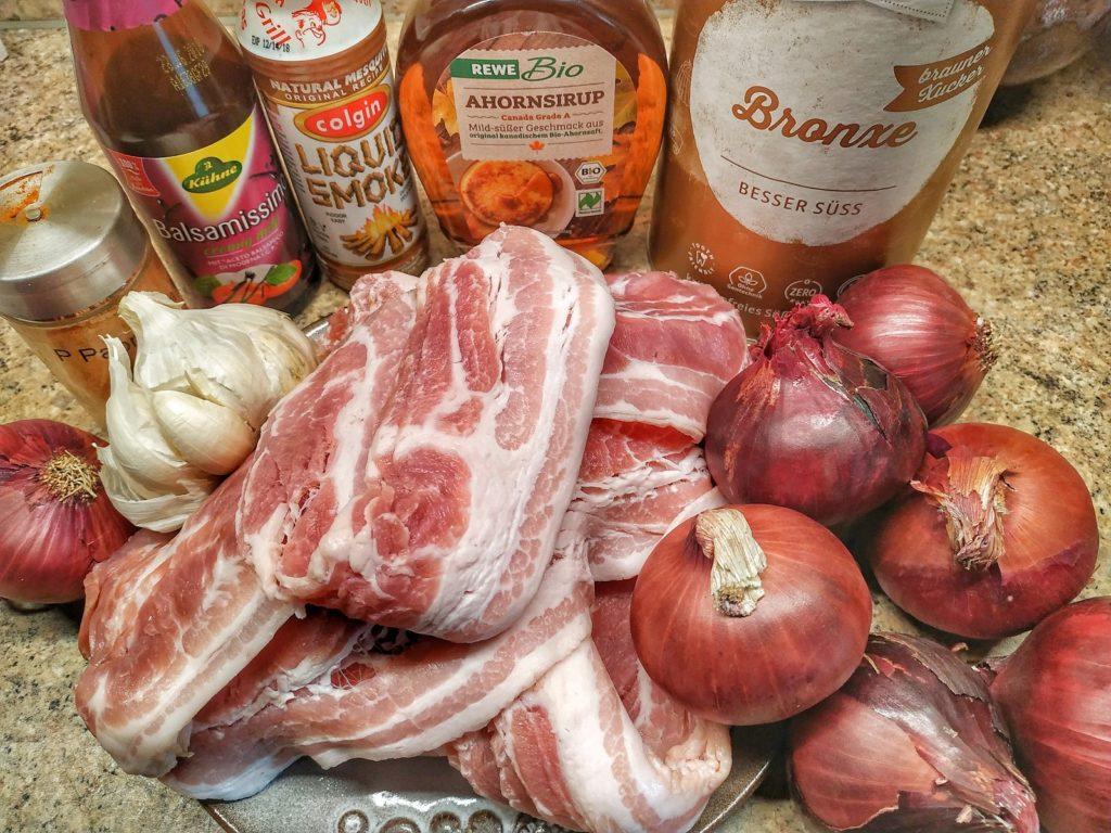 Bacon Jam selber machen