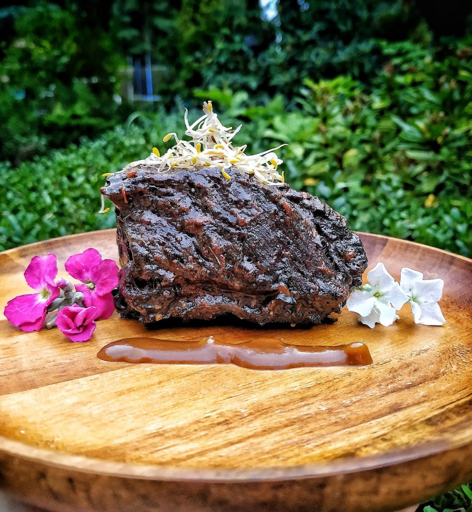 Smoked Beef Ribs Thai-Style