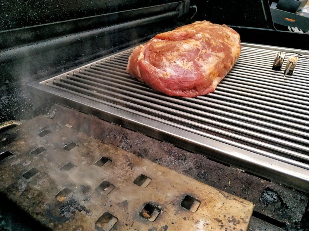 Schweinenacken für Pulled pork