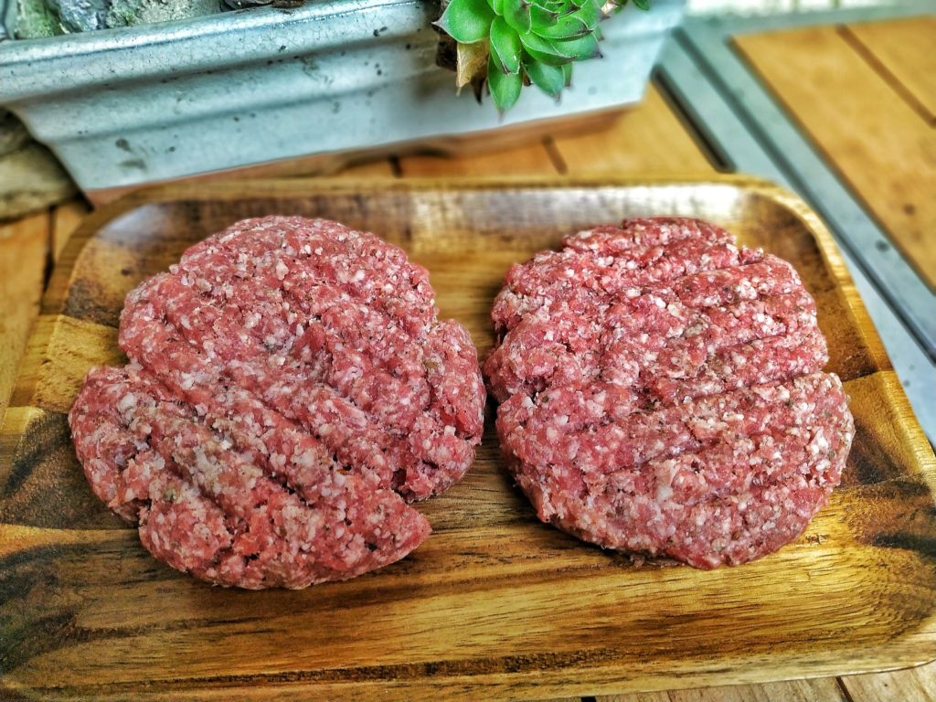 Bratwurst Brät Patty