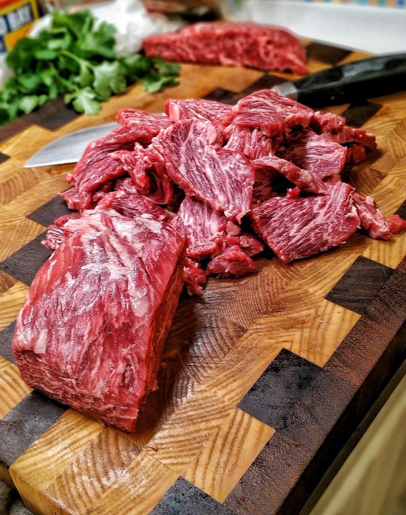 Wagyu Flap Steak Bavette