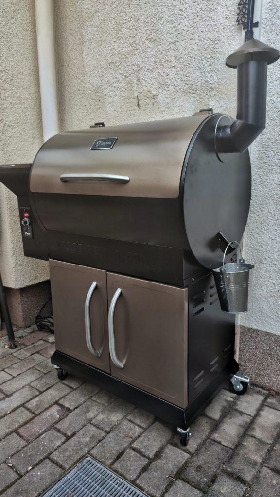 Pellet Smoker PG1 von BBQ-Toro