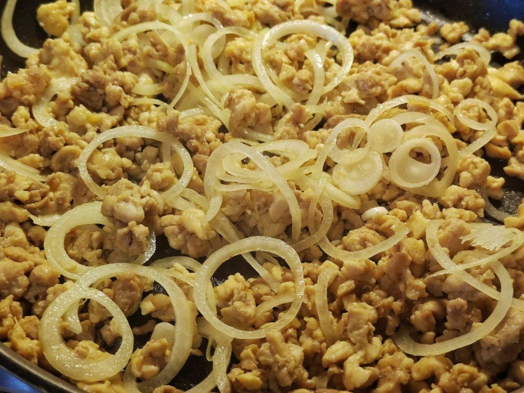 Laab Gai mit Kikok Pollo Fino