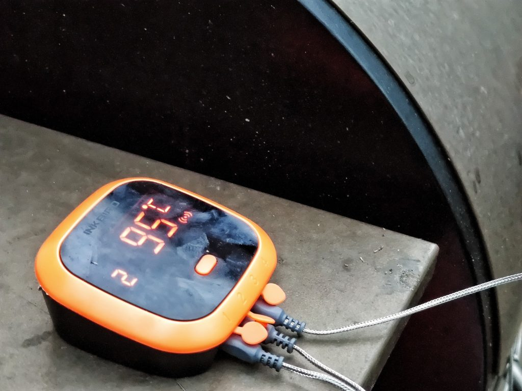 Inkbird Grillthermometer Thermometer IBT-4XC