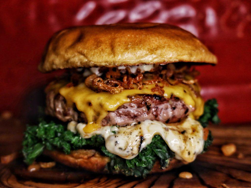 Nutria Burger