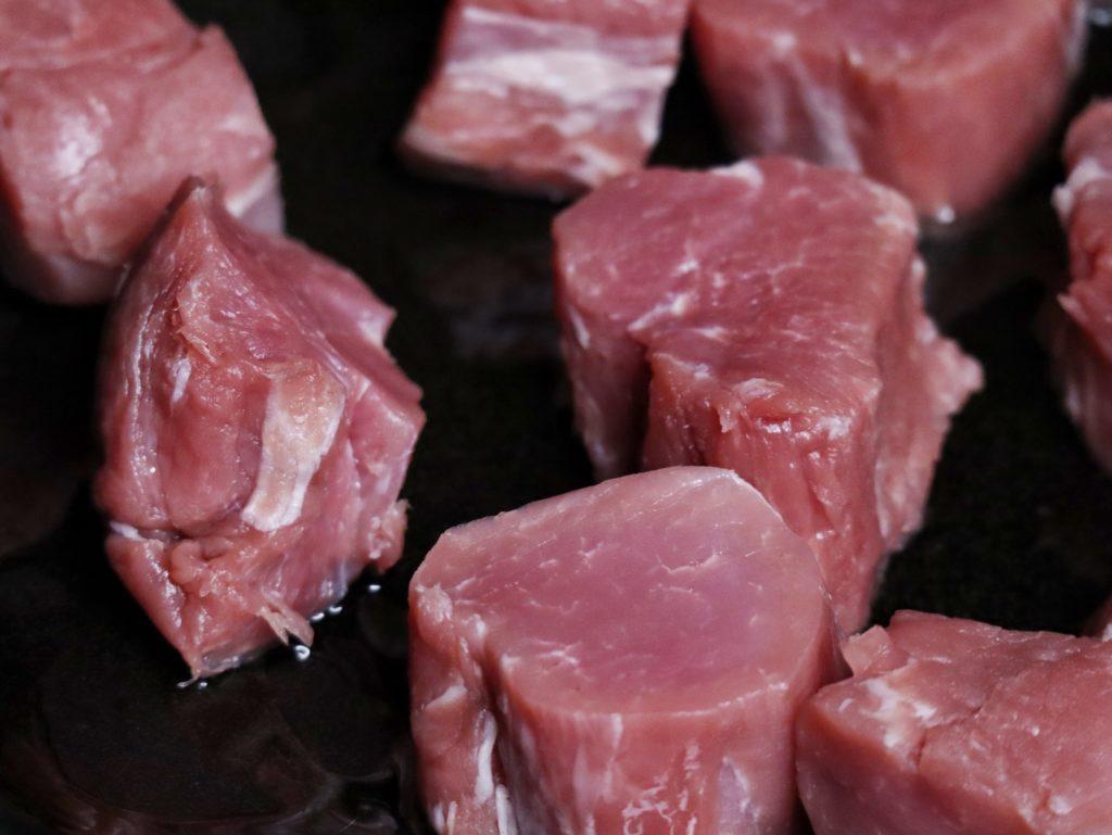 Moo Wan - Süßes Schweinefleisch