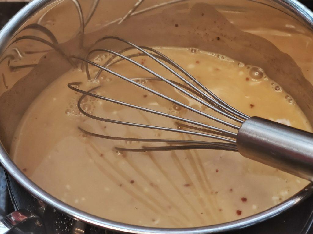 Erdnuss-Sauce