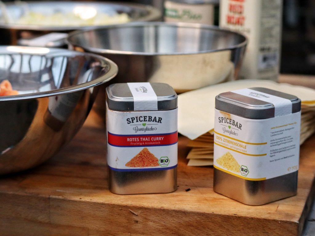Spicebar - Rotes Thai Curry