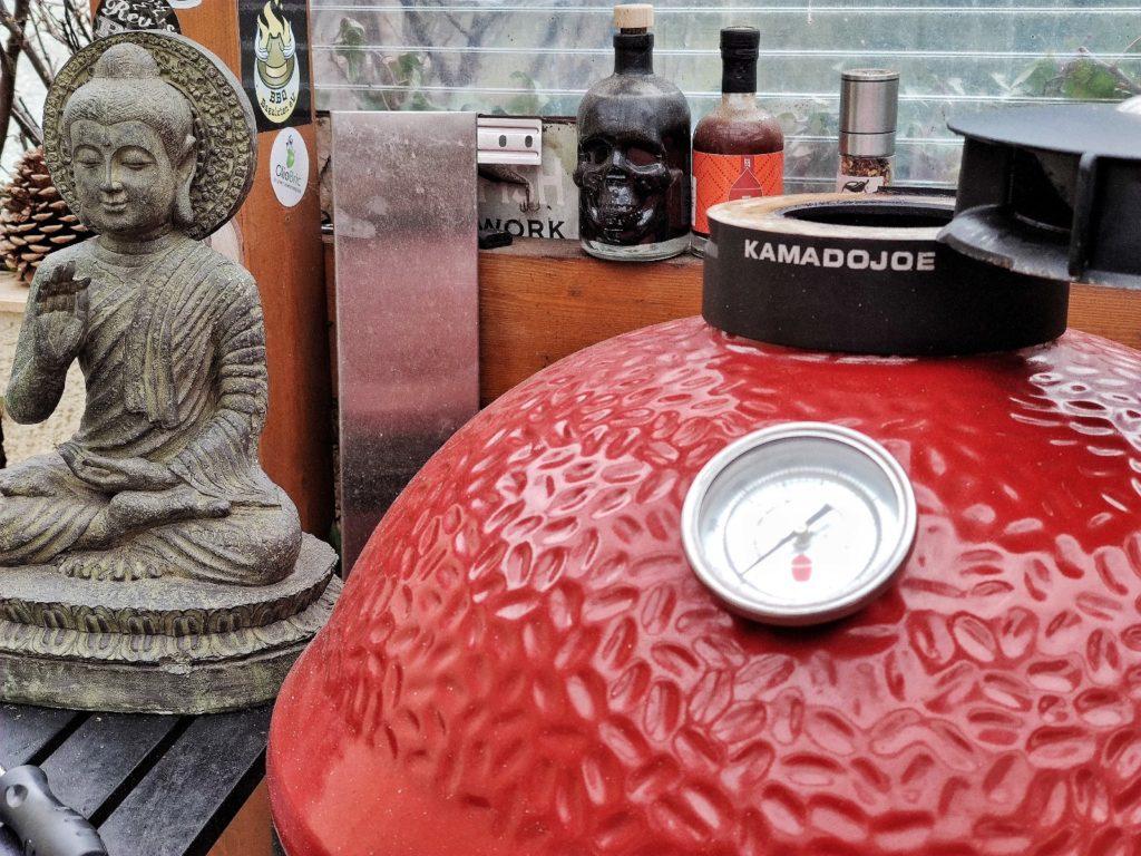 Kamado Joe - Asian BBQ Matters
